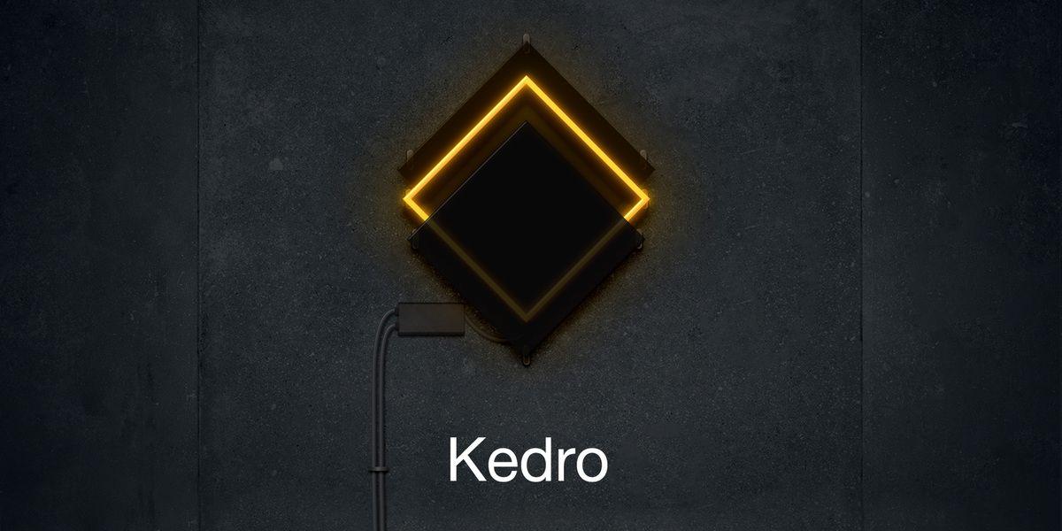 kedro logo